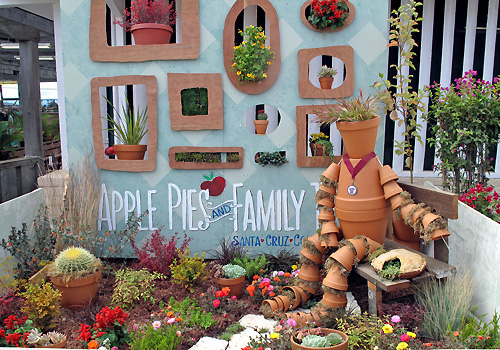 garden exhibit