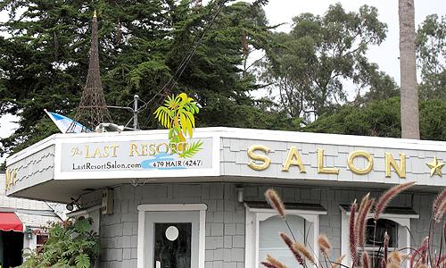 Last Resort Salon