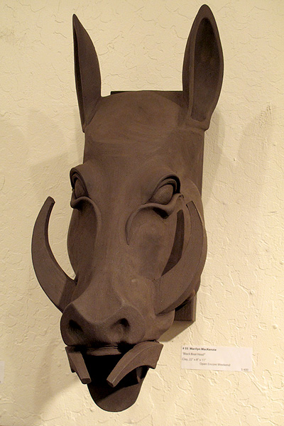 Black Boar Head
