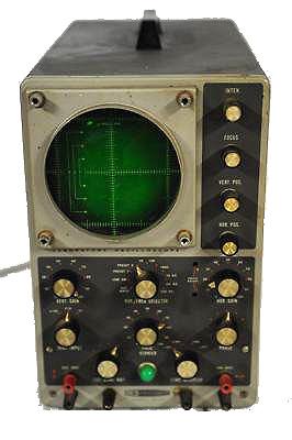 Heathkit OM-2 oscilloscope
