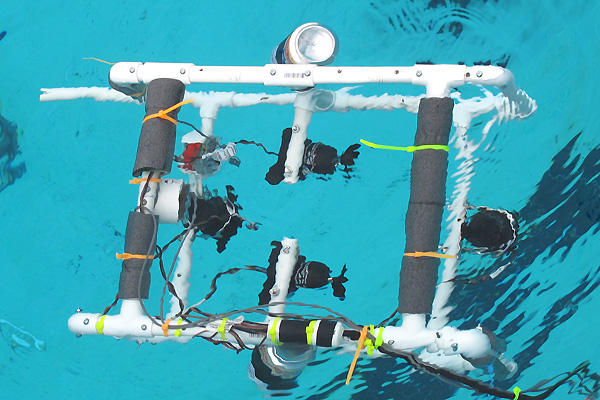 Underwater Rov Contest Gas Station Without Pumps