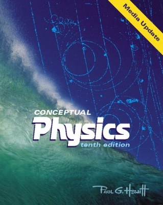 Conceptual Physics textbook cover