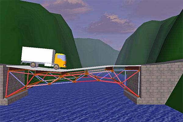 West Point Bridge Design Contest 2012