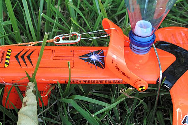 Soda Bottle Rocket Simulation