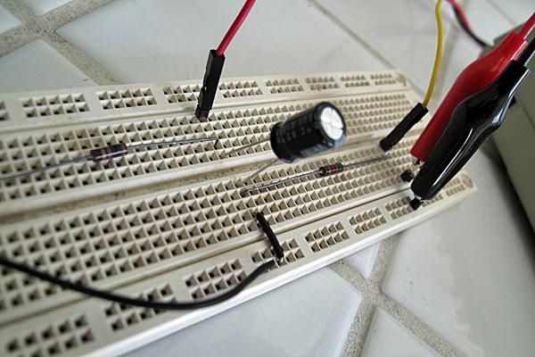Temperature Lab Part 3 Voltage Divider Gas Station
