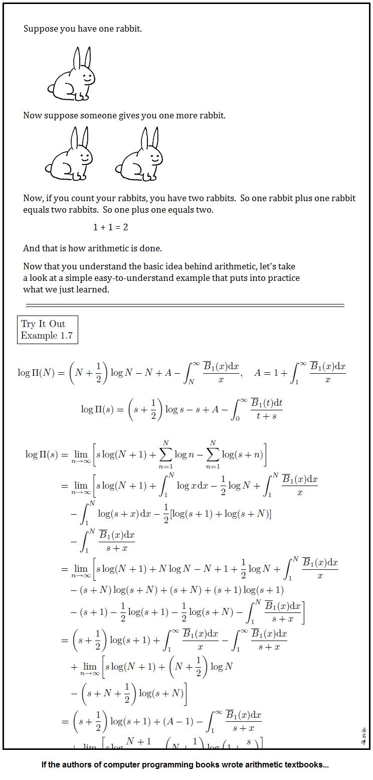 A critique of CS textbooks | Gas station without pumps