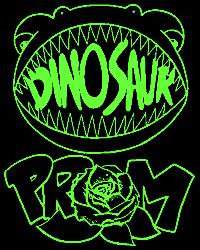 Dinosaur Prom logo