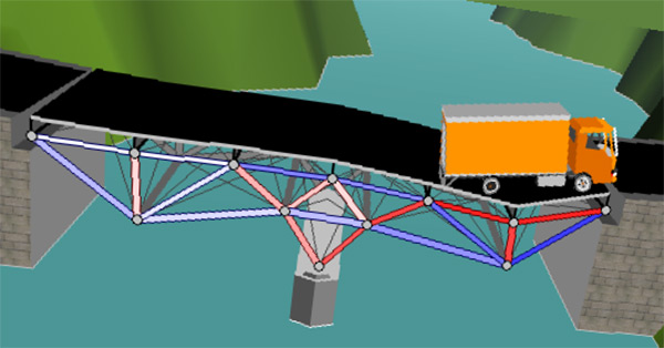 Engineering Encounters Bridge Design Contest 2014 (1/2)