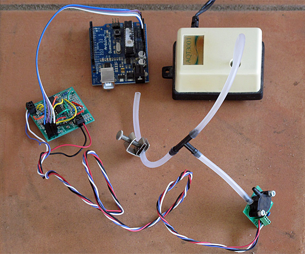 air pump setup pressure sensor with air pump gas station without pumps