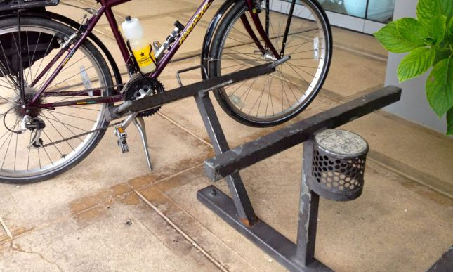Image copied from http://ladyfleur.wordpress.com/2013/07/23/bike-rack-fail-the-jaws-of-death-torture/