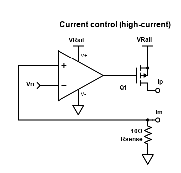Current-control-with-pFET