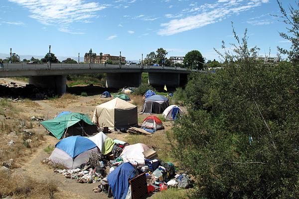 homeless-encampment