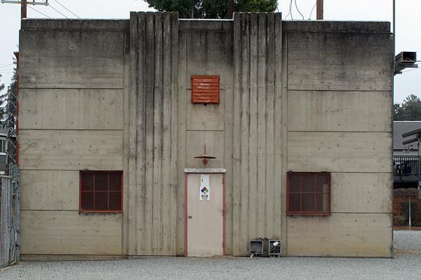 concrete-substation