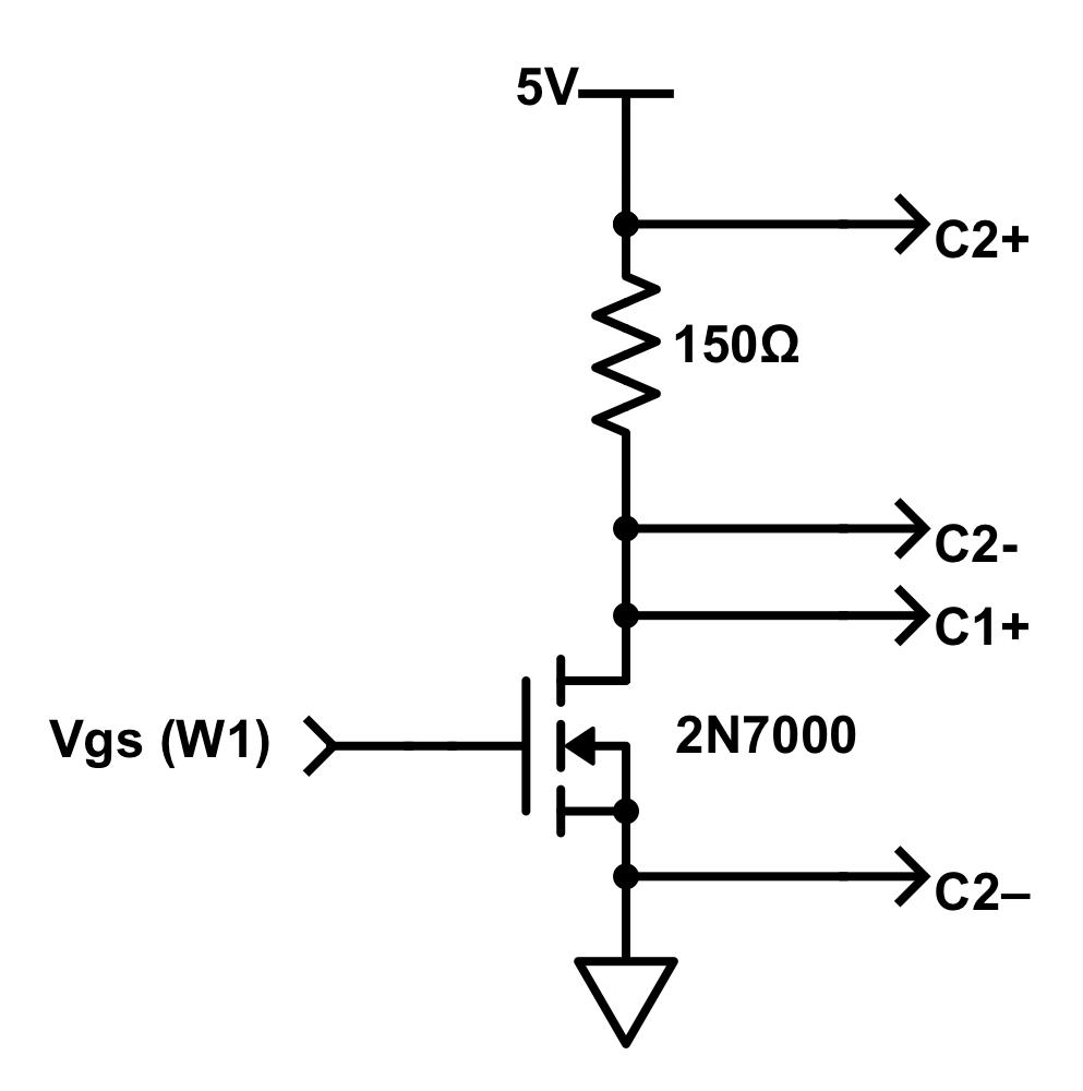 2N7000-Ron-schematic