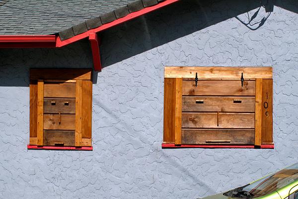 face-shutters
