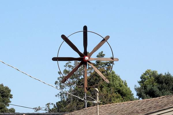 windmill-windvane